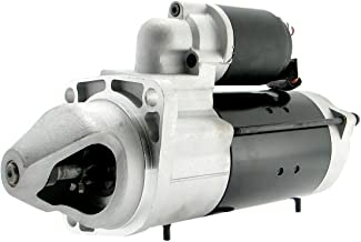 New H.D. Gear Reduction Starter 12 Volt 9 Tooth for ABG Tractor Agco Combine R52 Claas Tractors Combines Duetz-Allis Deutz Fahr Ditch Witch Fendt IHC Backhoes with Deutz Engines 0-001-230-006 SR9981N