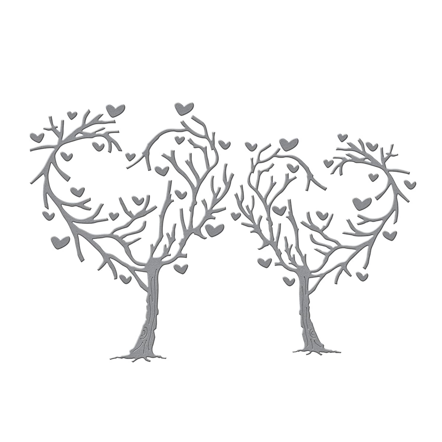 Spellbinders S5-228 Shapeabilities Planting Love Etched/Wafer Thin Dies