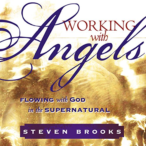 Working with Angels audiobook cover art