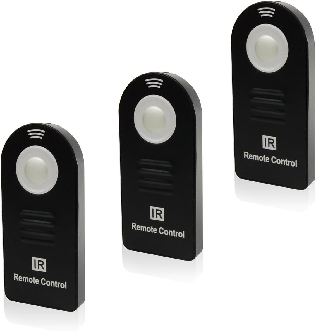 Foto&Tech 2 PCS IR Wireless Shutter Release Remote Control ...