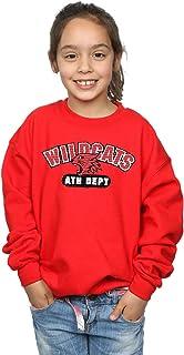 Disney Girls High School Musical The Musical Wildcats Athletic Sweatshirt