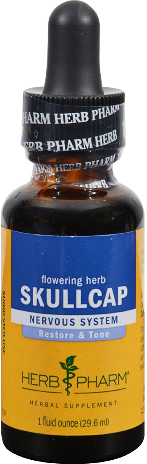Herb Indianapolis Clearance SALE! Limited time! Mall Pharm Skullcap 1 Fz