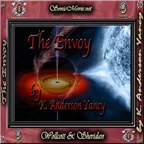 The Envoy audiobook cover art
