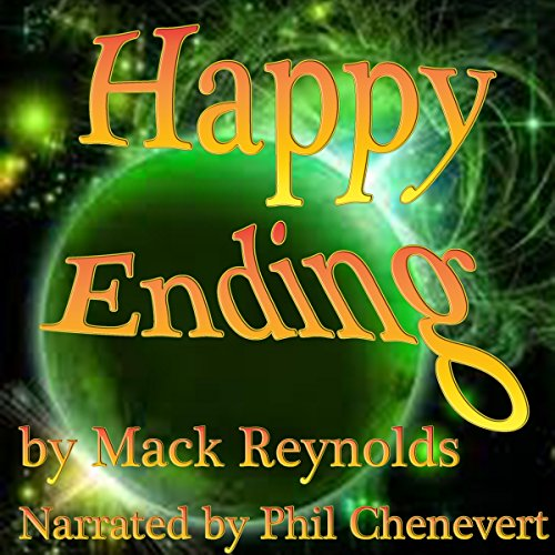 Happy Ending audiobook cover art