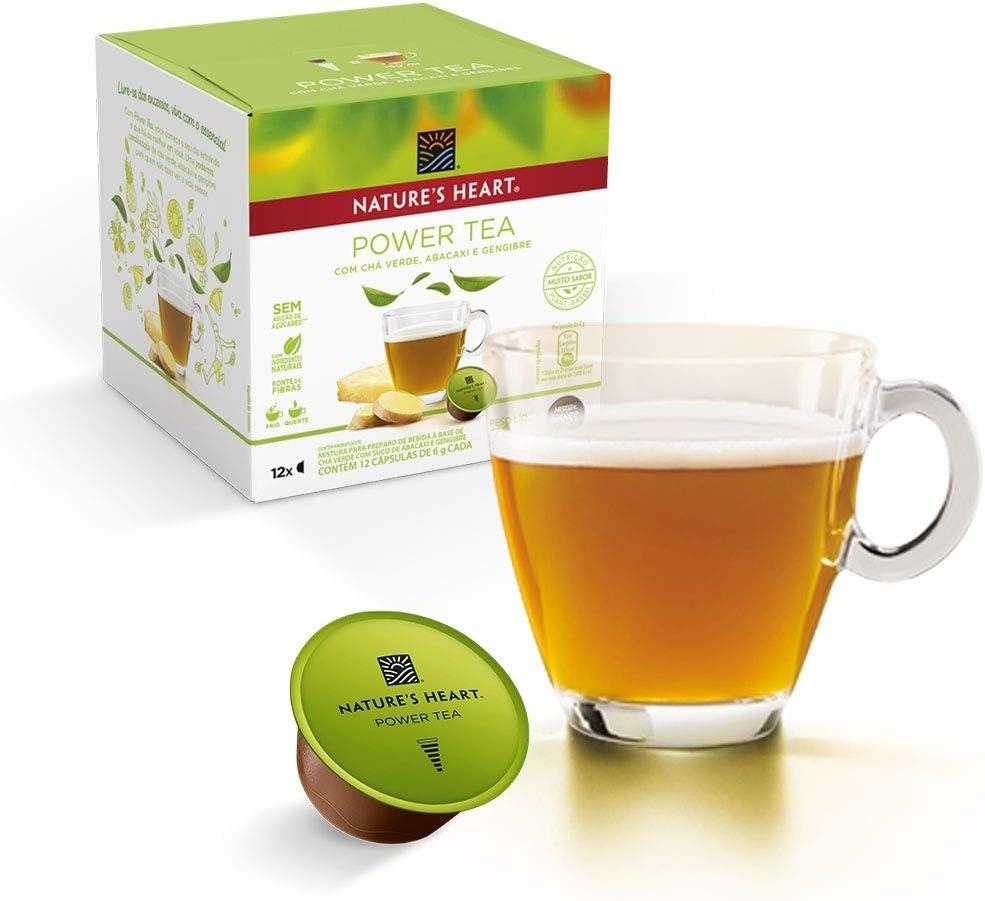 Kit cápsulas de chá, da Nescafé Dolce Gusto, 12 und.