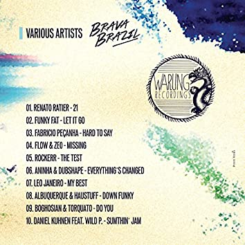 Various Artists Brava Brazil