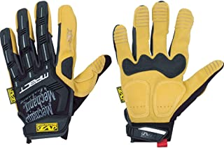 Mechanix Wear - Material4X M-Pact Gloves (Large, Brown/Black)