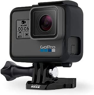 GoPro HERO6 Black 4K Action Camera (Renewed)
