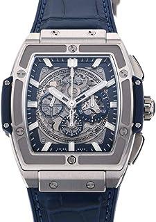 ウブロ HUBLOT スピリット・オブ・ビッグバン チタニウム ブルー 601.NX.7170.LR 新品 腕時計 メンズ (W187713) [並行輸入品]