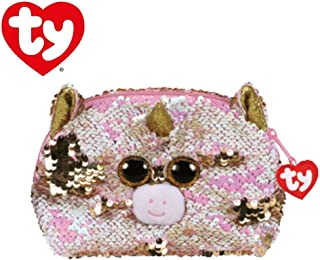 TY Fashion Flippy Sequin Accessory Bag - Fantasia The Unicorn (8 inch)