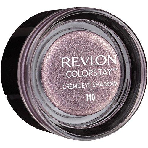Revlon Colorstay Creme Eye 24H Sombra de Ojos Tono 740 Black Currant...