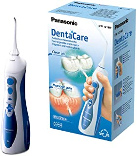 Panasonic EW1211 Rechargeable Dental Oral Irrigator with 2