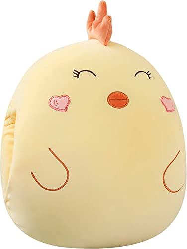 popular Soft Chick Plush Hugging Pillow Stuffed Animal Doll Toy Hand Muffs Warmer Kids Women new arrival Gift for Birthday, Valentine, Christmas, wholesale 13In online sale
