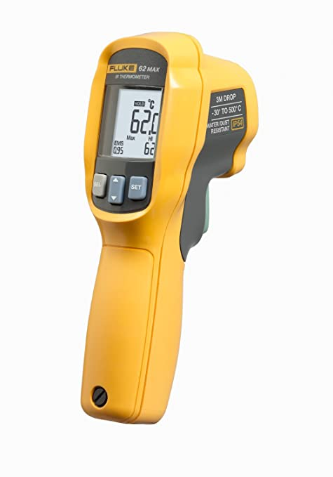 Fluke 62 Max Infrared Thermometer - Small and Lightweight