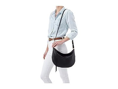 Hobo Cosmo (Black) Handbags
