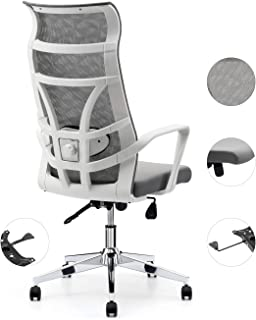 Best white office chair on wheels Reviews