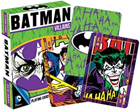 comic book playing cards