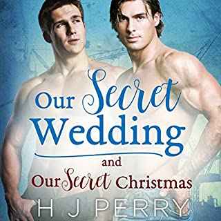 Our Secret Wedding: Our Secret Christmas audiobook cover art