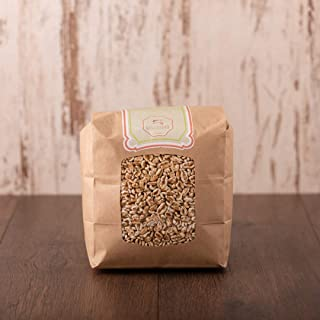 süssundclever.de Bio Dinkel | gepufft | 600 g 2 x 300g | Vollkorn | ungesüßt | plastikfrei und ökologisch-nachhaltig abgepackt
