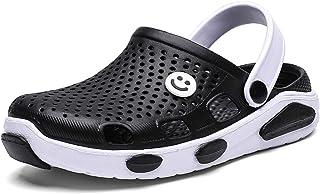 ALSYIQI Classic Clog - Zapatos de agua para hombre y mujer, cómodos, zapatos de playa ligeros, zuecos de jardín
