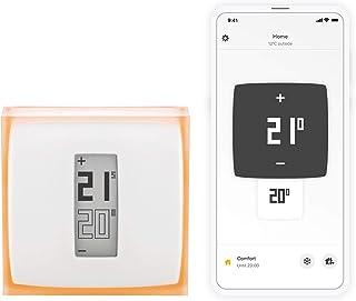 Netatmo NTH01-ES-EC - Termostato Wi-fi Inteligente para