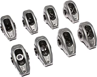 COMP Cams 17004-8 High Energy Die Cast Aluminum Roller Rocker Arm with 1.5 Ratio and 7/16