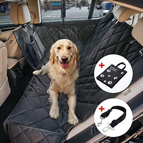 改良型ペット用ドライブシート カーシート用品  車用ペットシート カーシートカバー ドライブボックス 大中小型車用 汚れに強い防水シート 水洗いOK 滑り止め 折り畳み式 取り付け簡単