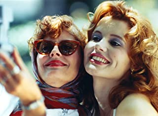 A film still from Thelma & Louise Photo Print (10 x 8)
