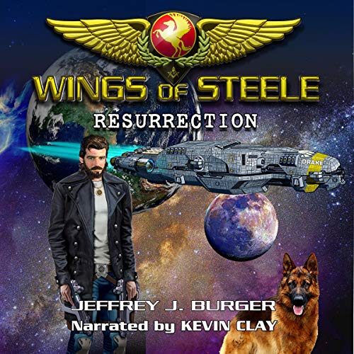Resurrection Audiobook By Jeffrey Burger cover art