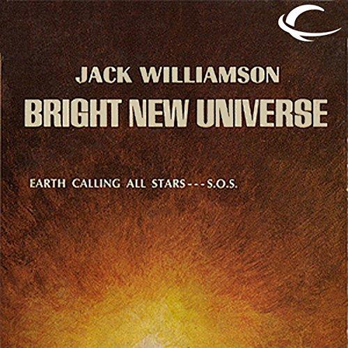 Bright New Universe audiobook cover art