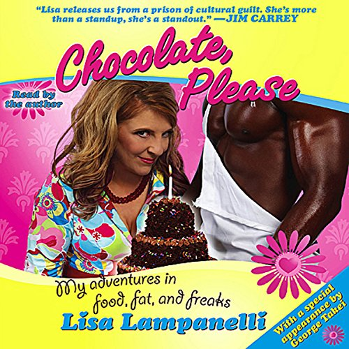 Chocolate, Please audiobook cover art