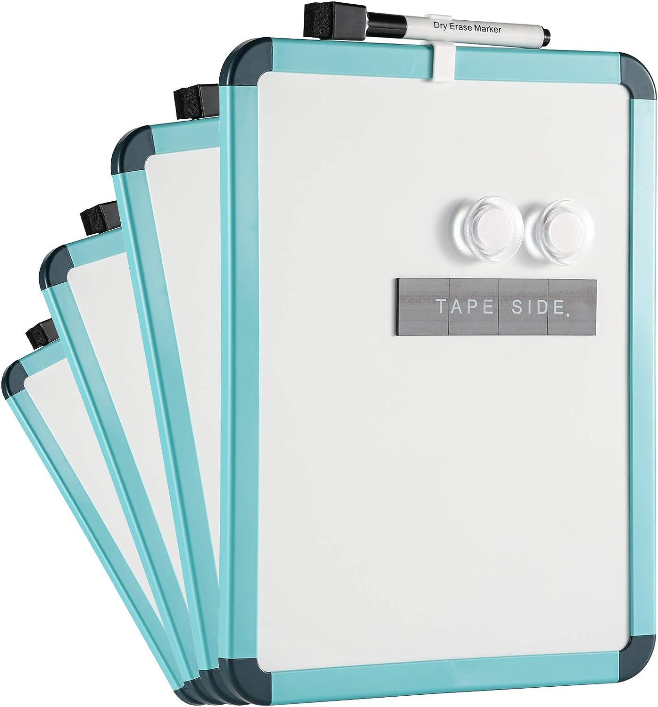 Deli Magnetic White Board 8.5