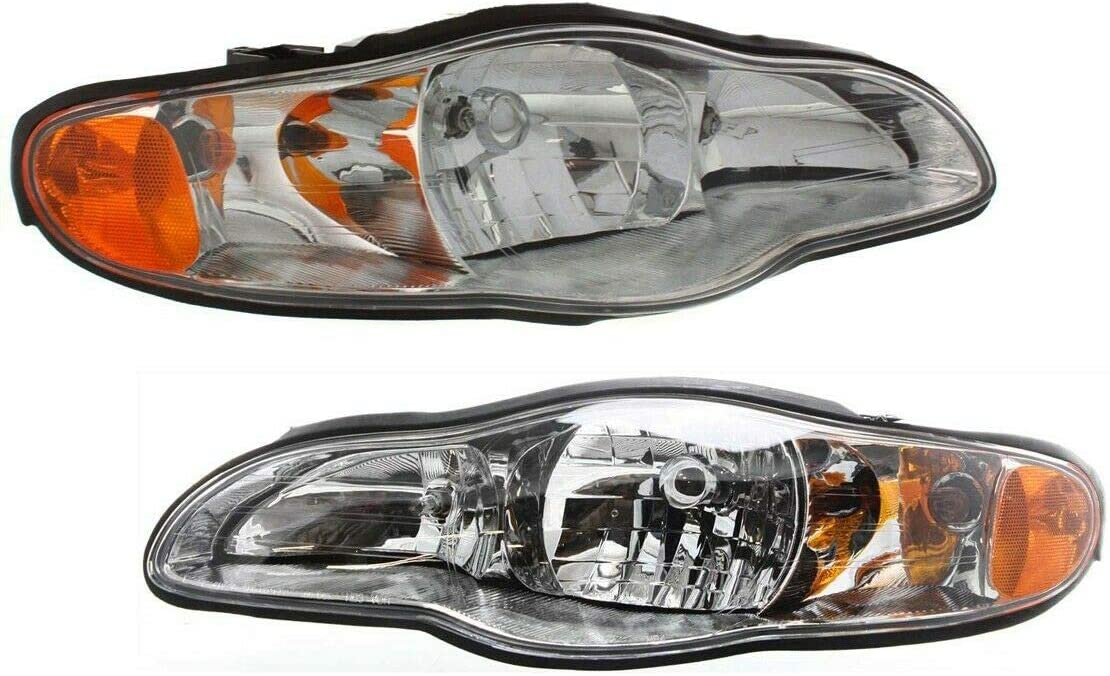 cskj Regular dealer Headlight Set NEW Compatible with 20Coupe With B Right and Left