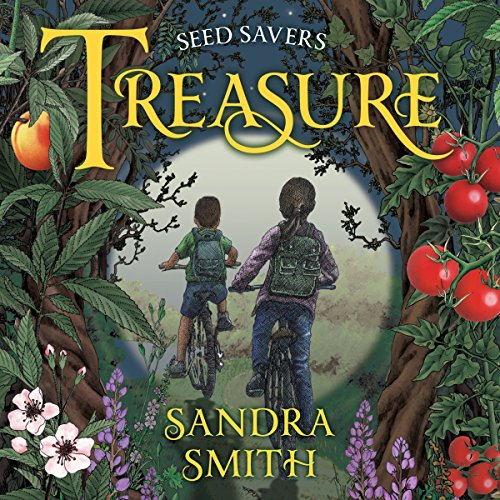 Treasure audiobook cover art