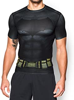 Under Armour Batman Suit Ss - Camiseta de manga corta Hombre