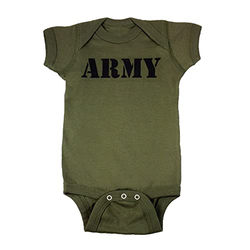 Mashed Clothing Navy Baby Baby Romper