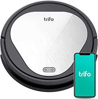 TRIFO Robot Vacuum Cleaner, 3000pa Strong Suction, Auto Self-Charging Robotic Vacuum Cleaner and Mop, Drop Sensor, Alexa &...