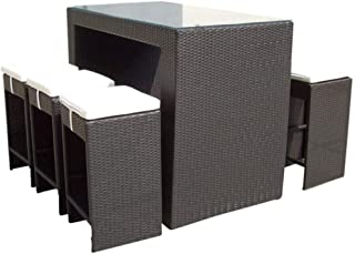 Bar Height Patio Furniture Sets | Amazon.com