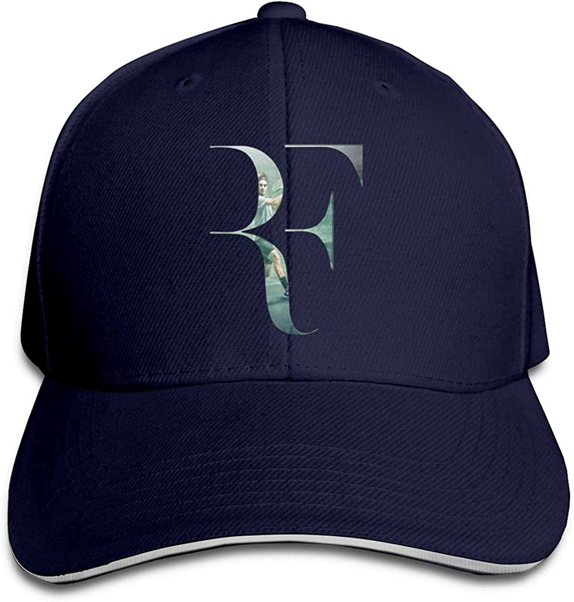 CUICAN Men Mesa Mall Women Baseball Cap Fitted Fashion Federer Max 85% OFF Roger Sport