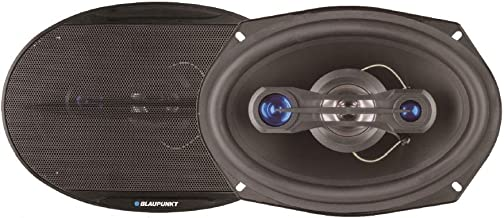 "$32 » Blaupunkt GTX691 Car Speaker 6"" x 9"" 4-Way Coaxial Speaker Pair 700Watts (Renewed)"