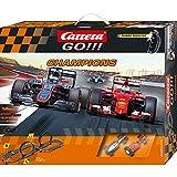 Carrera GO.–Champions (Mclaren Alonso + Ferrari Vettel) 5.3m, Scale 1: 43(20062378)