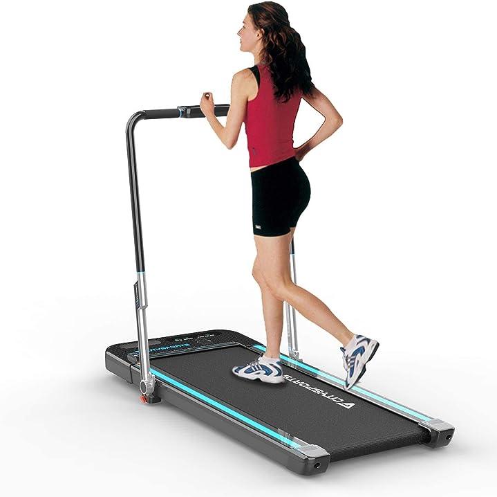 Tapis roulant citysports treadmill elettrico con monitor lcd B08F9JRRKL