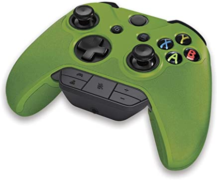 Xbox One Action Grip Wireless Controller - Green