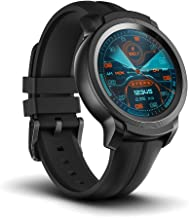 TicWatch E2, 5ATM Waterproof GPS Smartwatch with 24 Hours Heart Rate Monitor, Wear OS by Google, Compatible with Android a...
