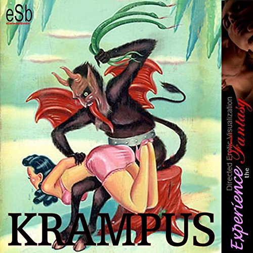Krampus audiobook cover art