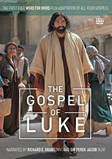 The Gospel of Luke: The First Ever Word for Word Film Adaptation of all Four Gospels