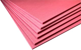 20mm Thick - XPS Insulation Floor Boards (Pack of 6 Pieces = 3.6m2) - Also Applicable for Electric Underfloor Heating - Fl...