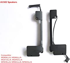YIIKII Left and Right Speaker Set Replacement for MacBook Pro 13