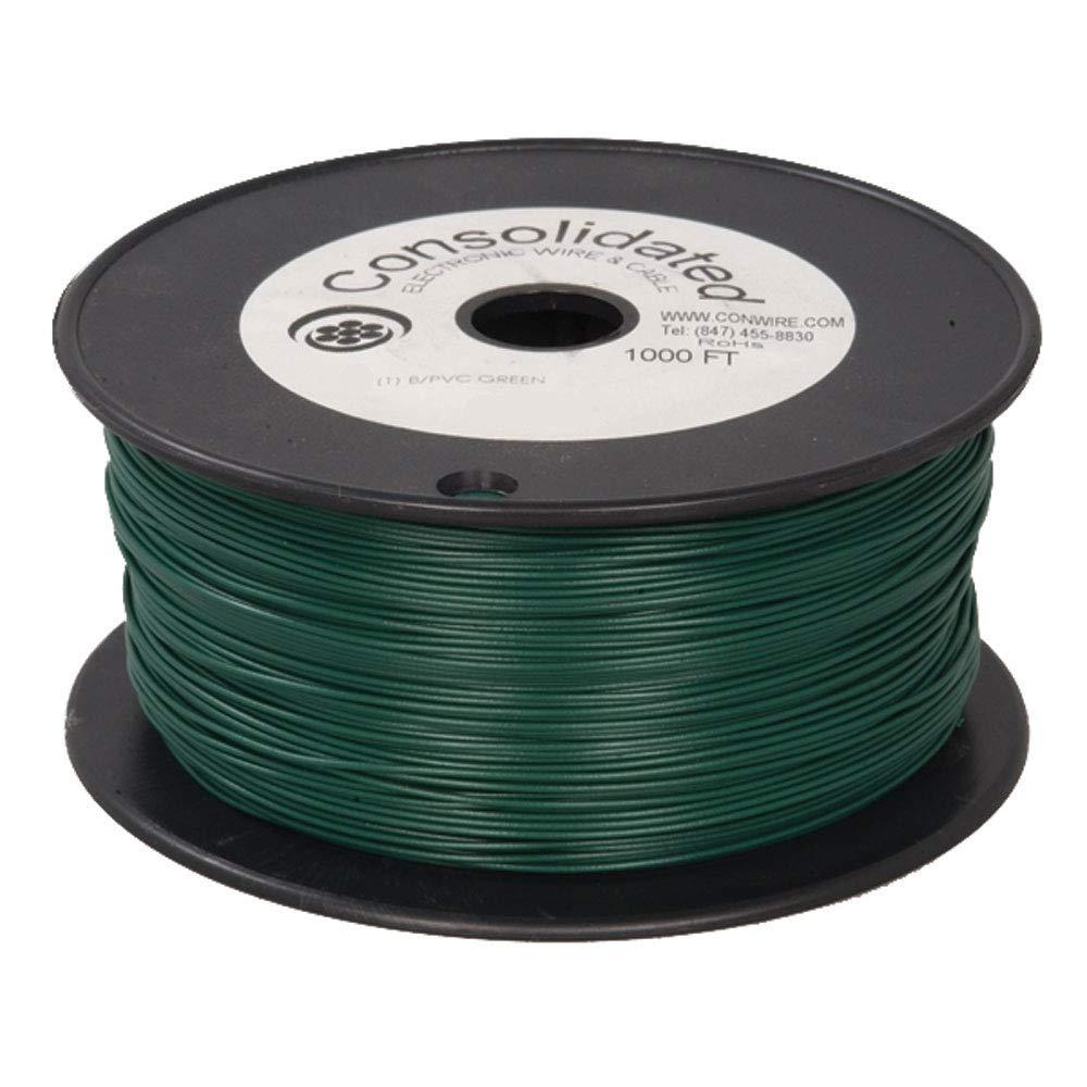 Jameco Valuepro 817-5-1000 Hookup Wire 24 AWG Stranded (7x32) Ti