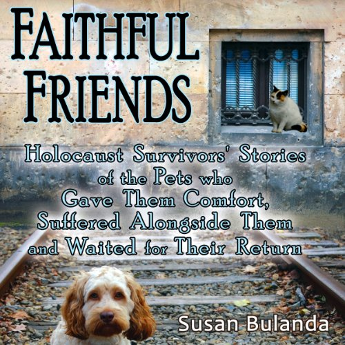 Faithful Friends audiobook cover art